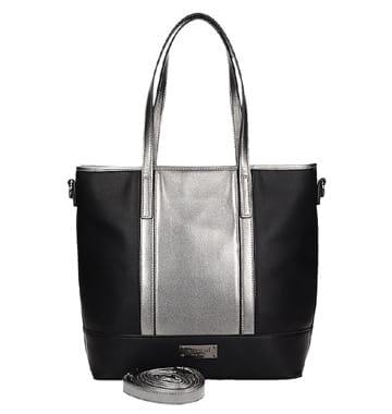 9ee003f6f4aa0 Torebki damskie Monnari elegancka torebka BAG 8720 czarna