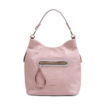 7c79ee8751e09 Torebki damskie Monnari Torebka damska shopper worek BAG 0040 różowa ...