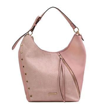06dd5dcf04988 Torebki damskie Monnari Torebka damska shopper worek BAG 0830 różowa ...